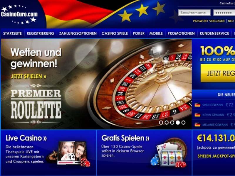 Casino preview image Casino Euro