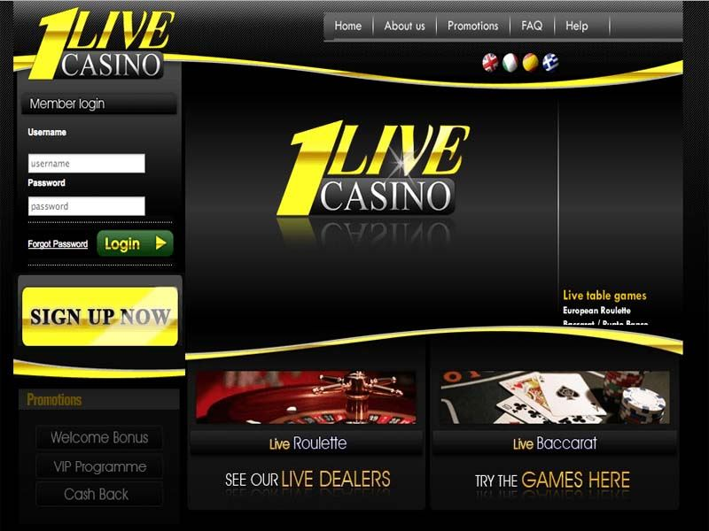 Casino preview image 1Live Casino