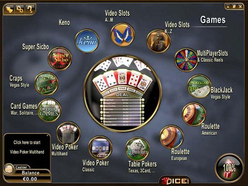 Casino preview image 3Dice Casino