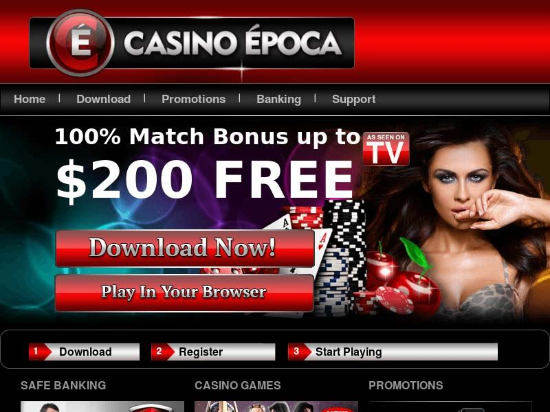 Casino preview image Casino Epoca