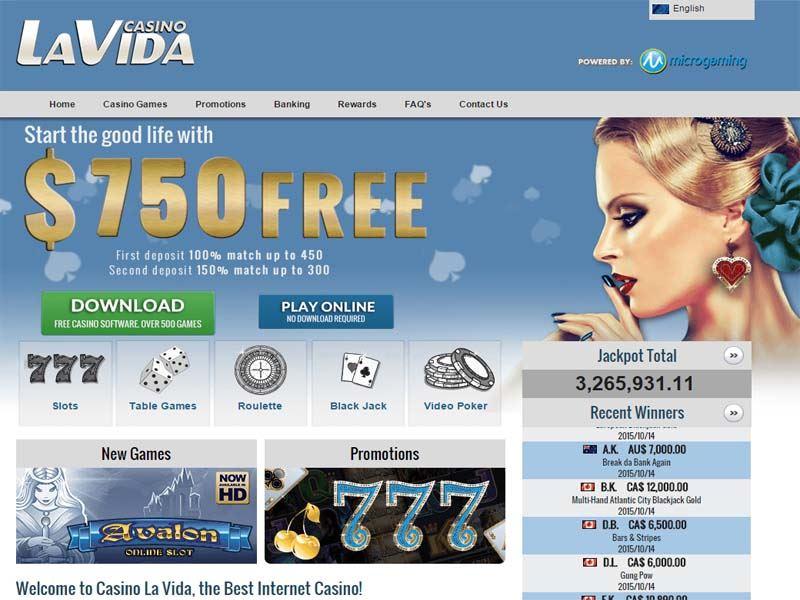 Casino preview image Casino La Vida