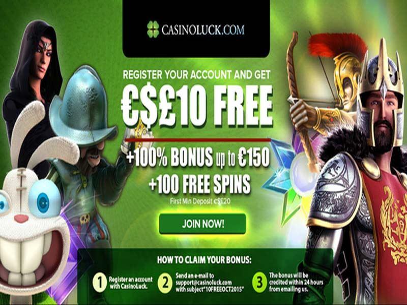 Casino preview image Casino Luck