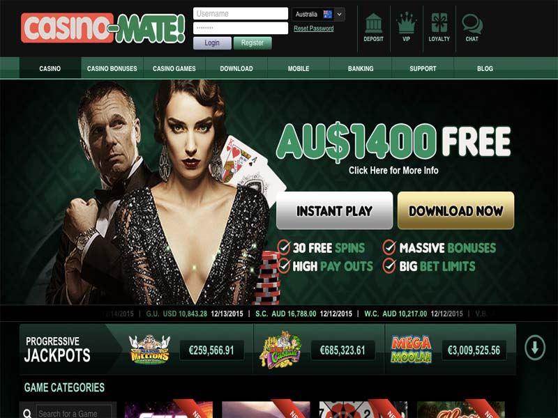Casino preview image Casino Mate