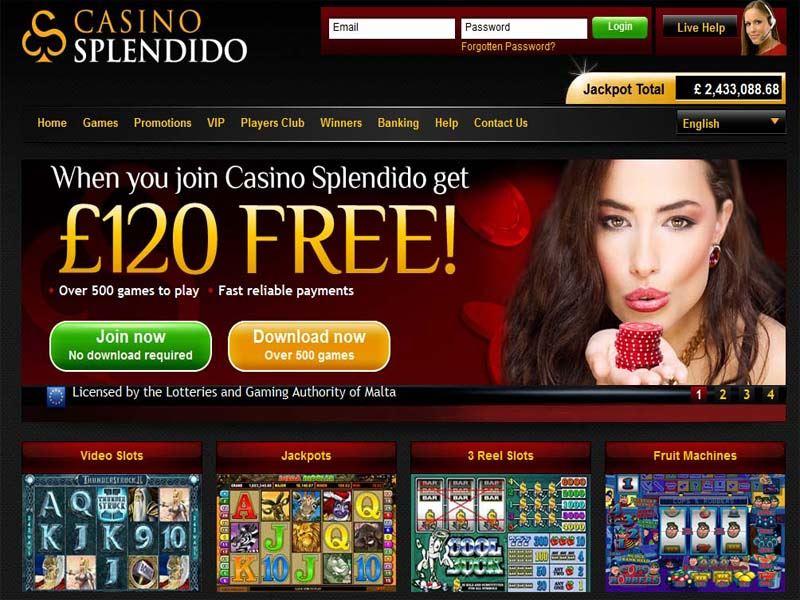 Casino preview image Casino Splendido