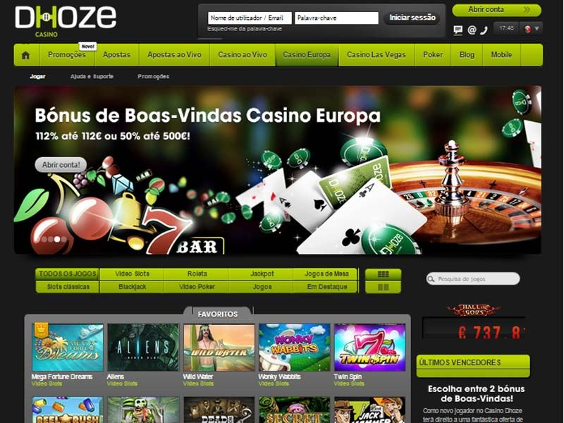 Casino preview image Dhoze Casino