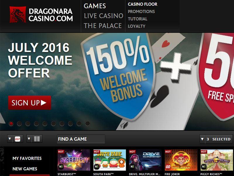Casino preview image Dragonara Casino