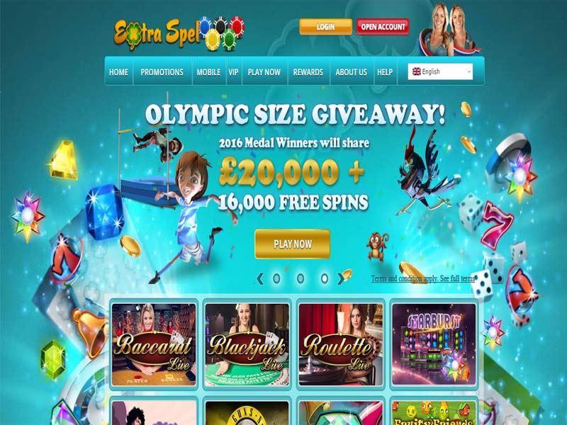 Casino preview image ExtraSpel Casino