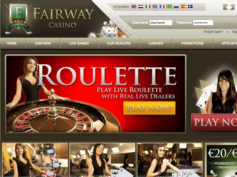 Casino preview image Fairway Casino