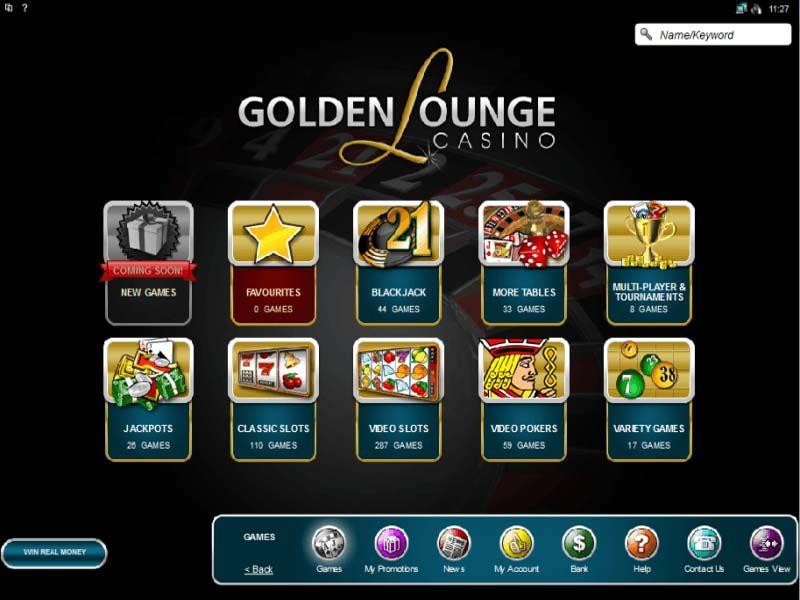 Casino preview image Golden Lounge Casino