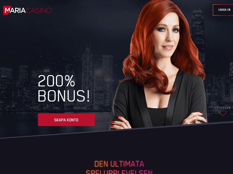 Casino preview image Maria Casino