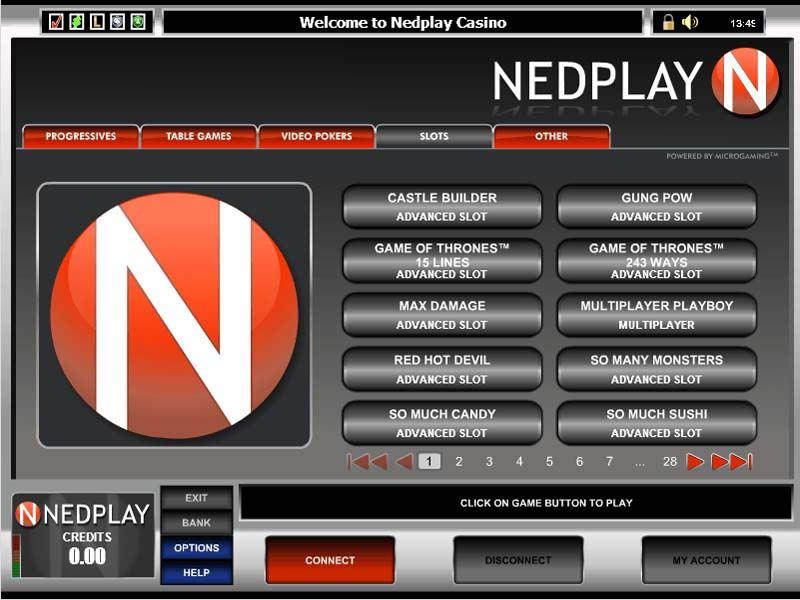 Casino preview image Nedplay Casino