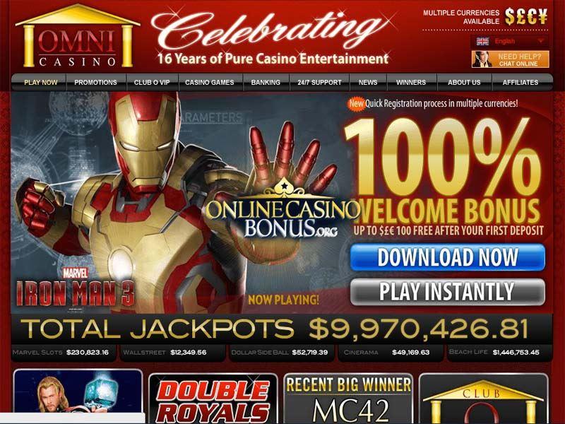 Casino preview image Omni Casino