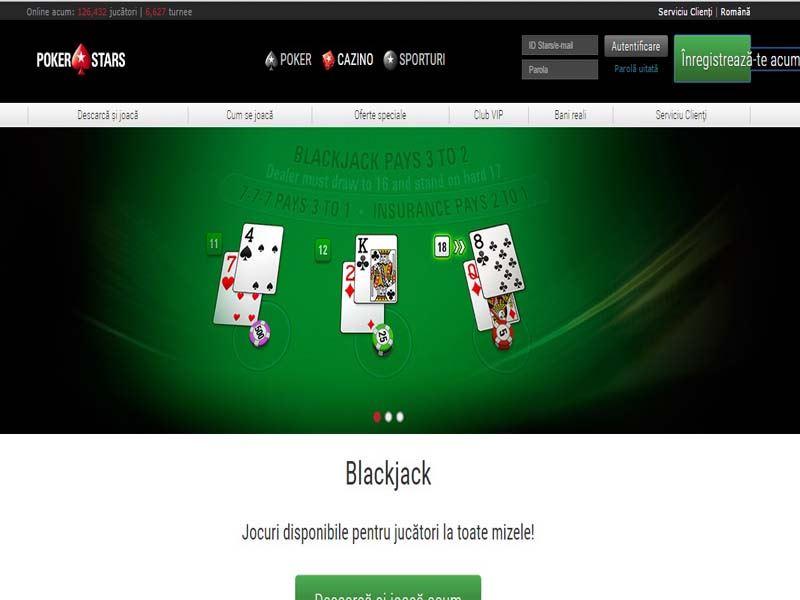 Casino preview image PokerStars Casino