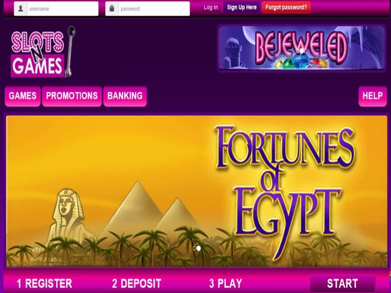Casino preview image Slots N Games