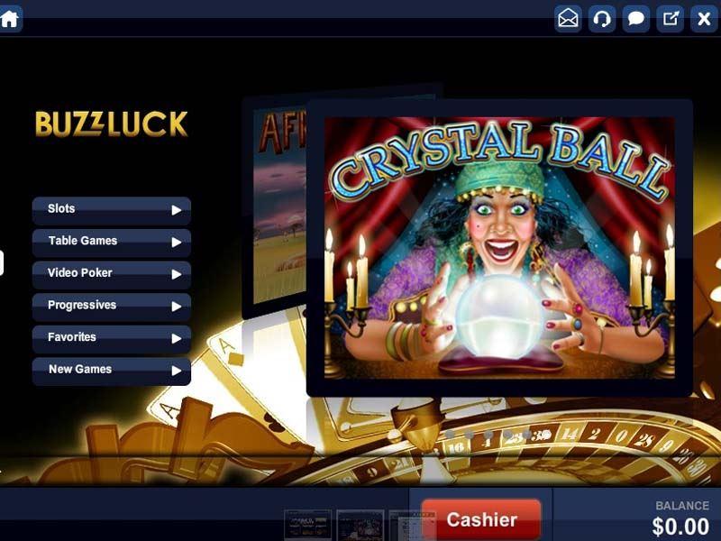 Casino preview image Buzzluck Casino