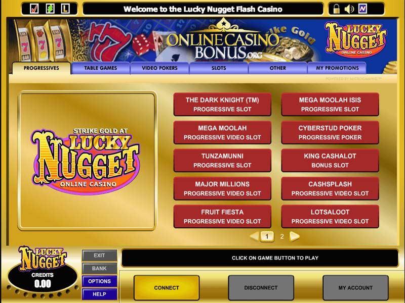 Casino preview image Lucky Nugget Casino