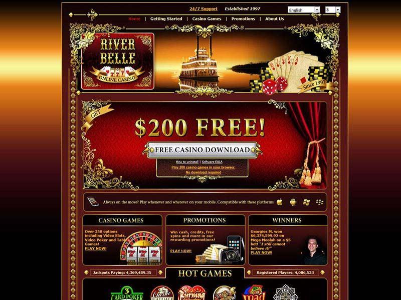 Casino preview image River Belle Casino