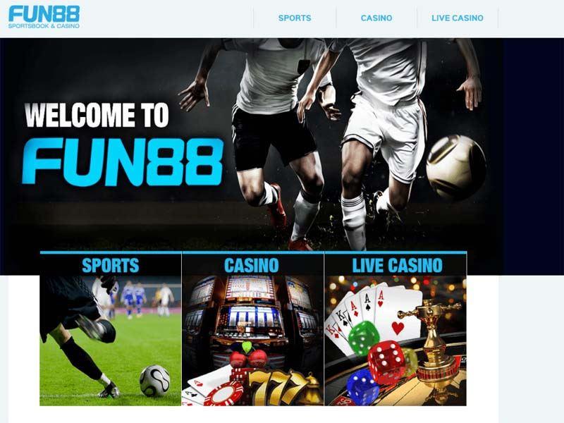 Casino preview image Fun88 Casino
