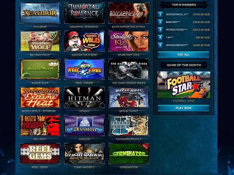 Casino preview image Ice Casino