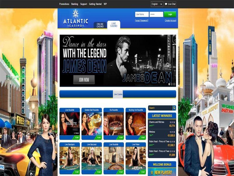 Casino preview image Atlantic Casino