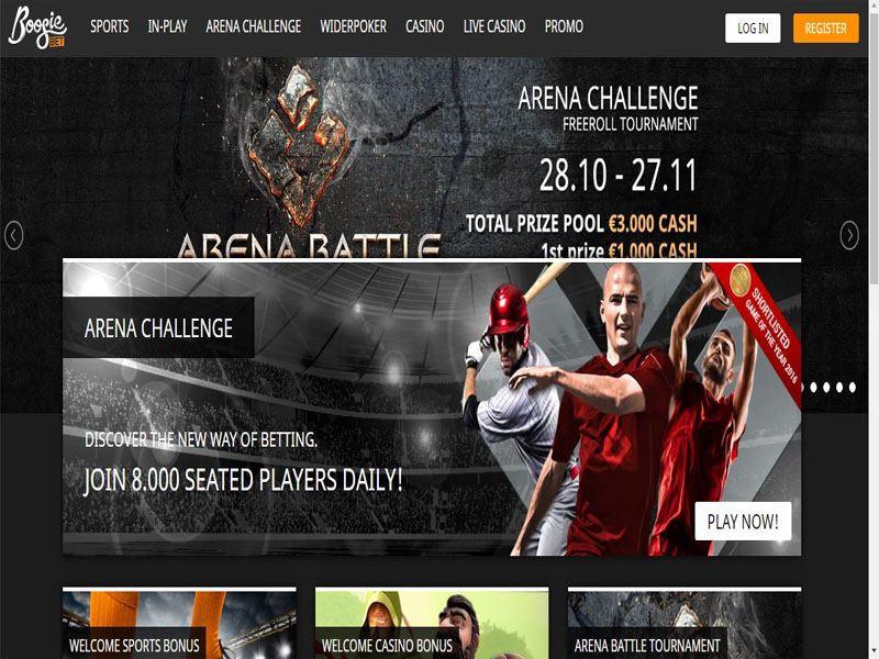 Casino preview image BoogieBet Casino