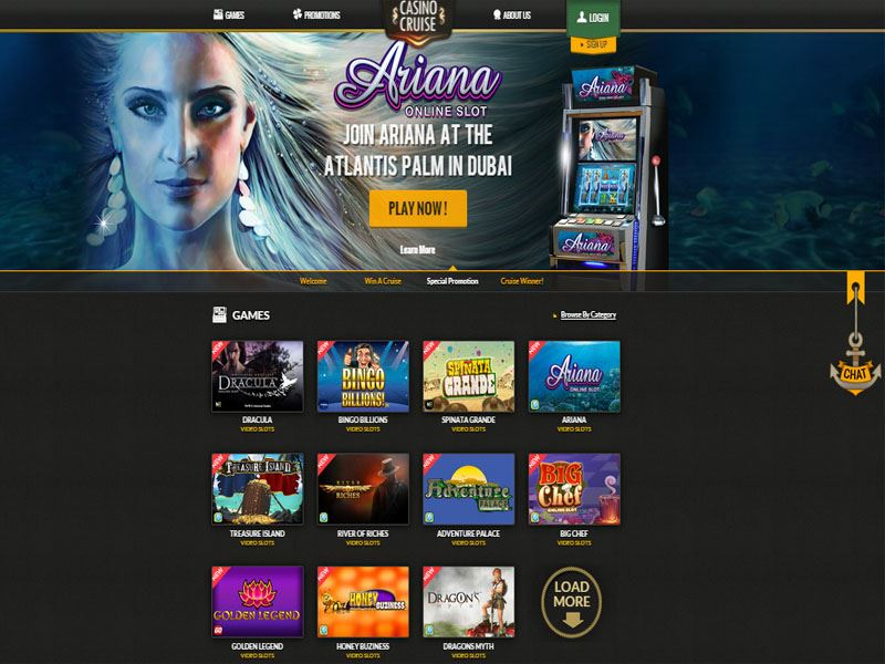 Casino preview image Casino Cruise