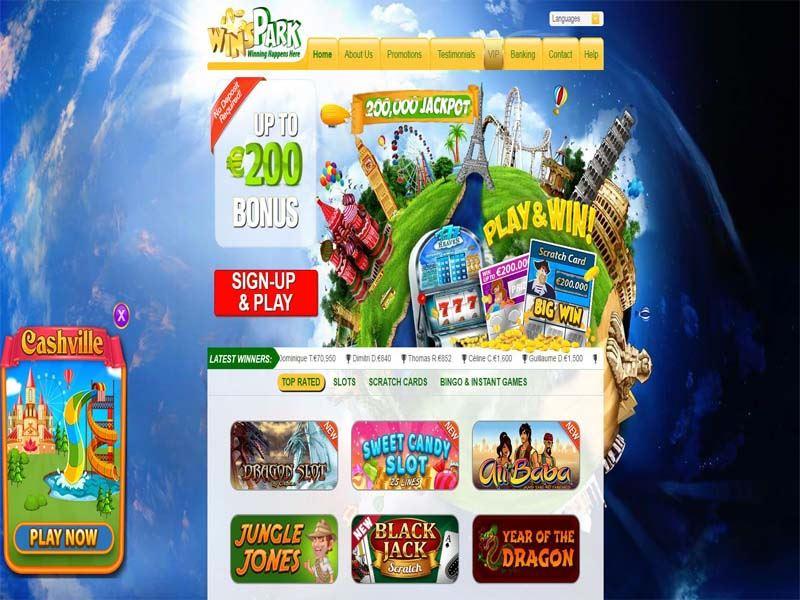Casino preview image WinsPark Casino