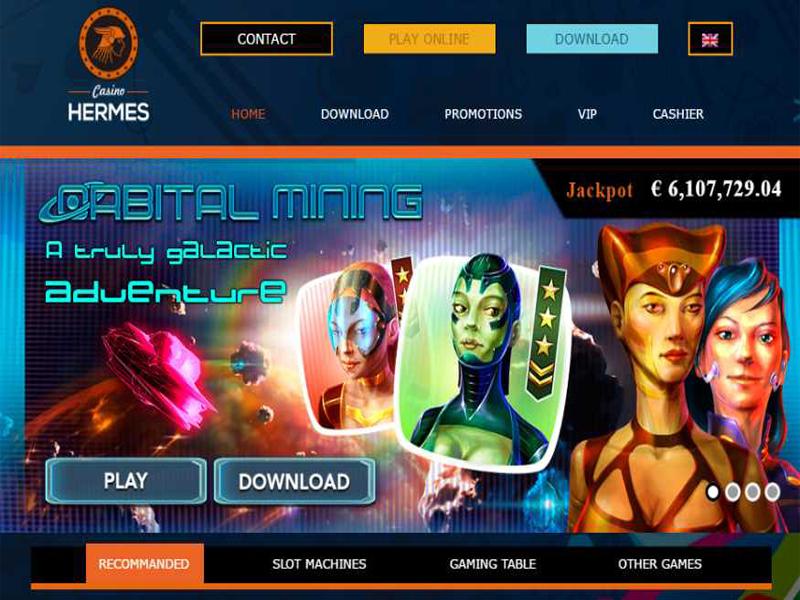 Casino preview image Casino Hermes