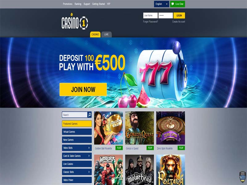 Casino preview image Casino1