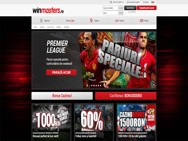 Casino preview image Winmasters Casino