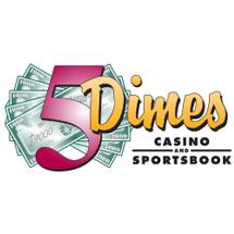 5 Dimes big
