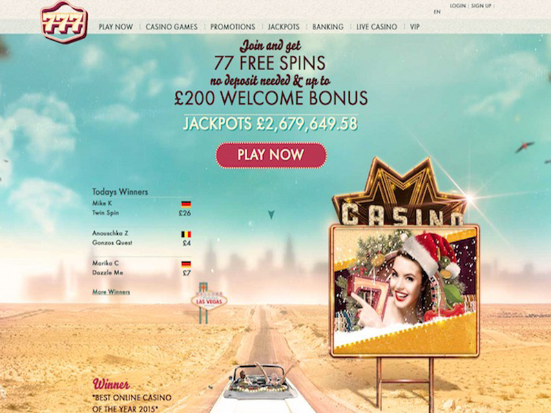 Casino preview image 777 Casino