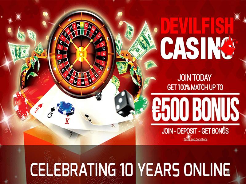 Casino preview image Devilfish Casino