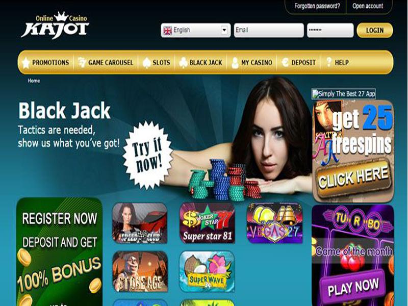 Casino preview image Kajot Casino
