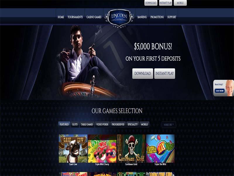 Casino preview image Lincoln Casino