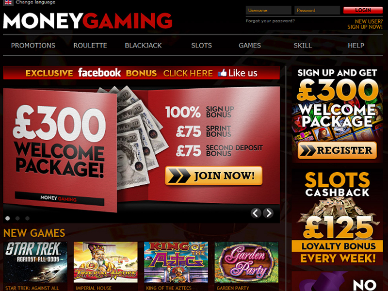 Casino preview image Money Gaming Casino