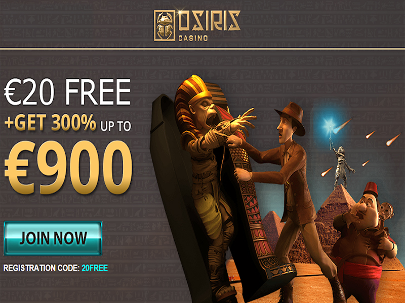 Casino preview image Osiris Casino