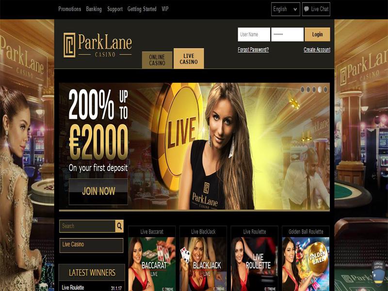 Casino preview image Parklane Casino