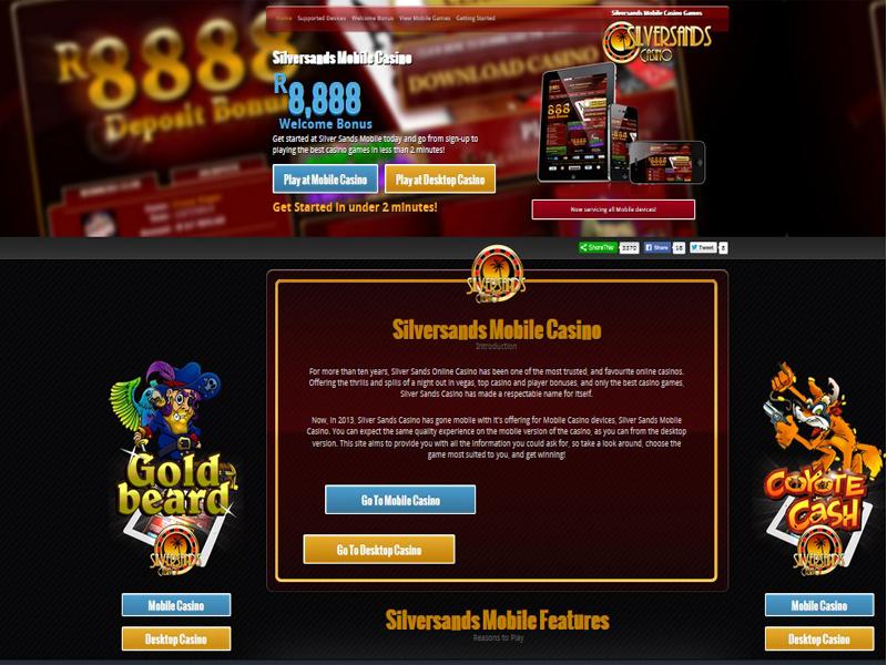 Casino preview image Silver Sands Casino