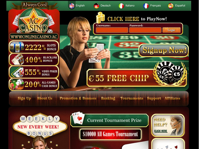 Casino preview image Always Cool Casino