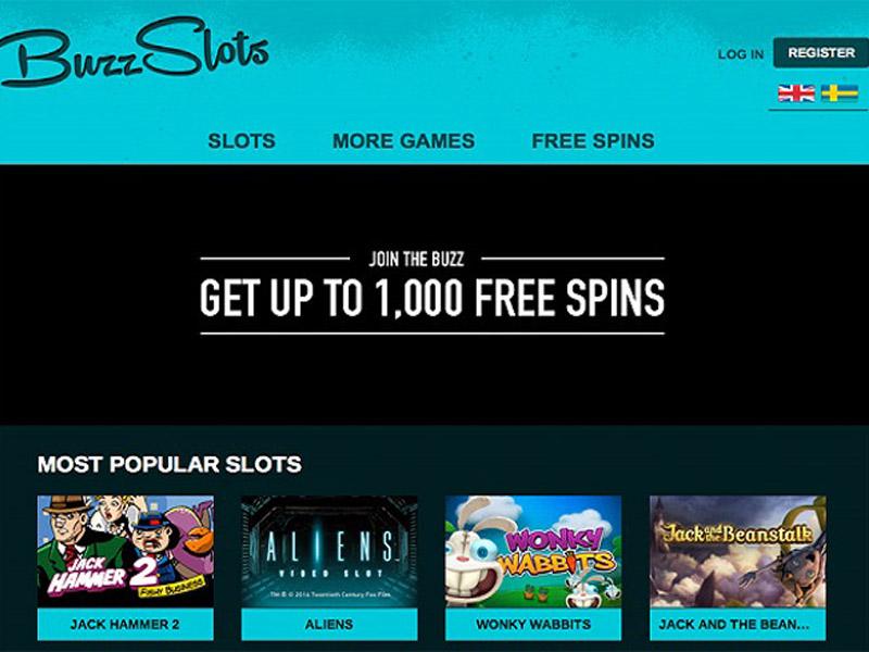 Casino preview image Buzz Slots Casino