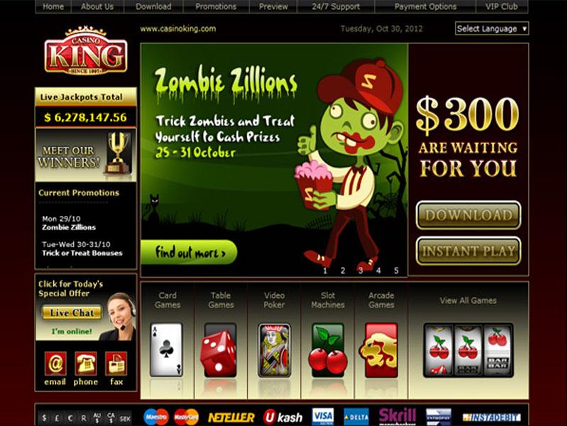 Casino preview image Casino King