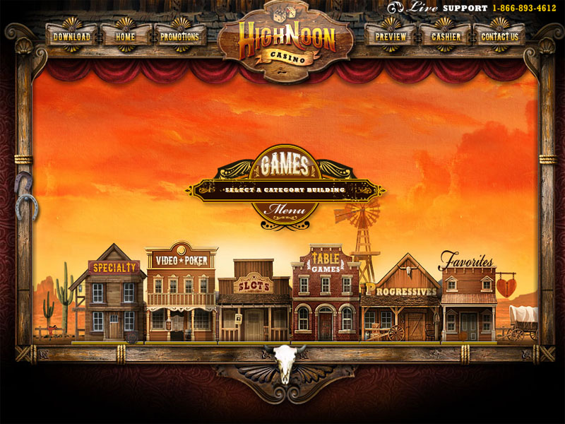 Casino preview image High Noon Casino