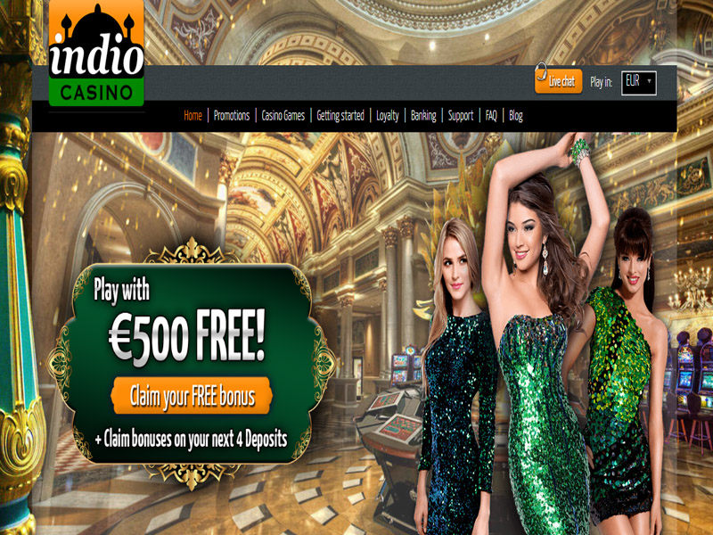 Casino preview image Indio Casino