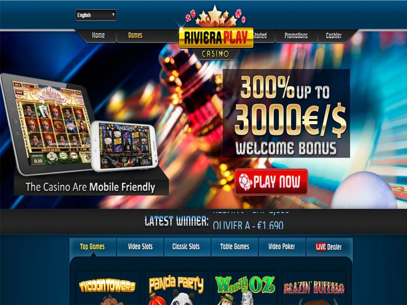 Casino preview image Riviera Play Casino