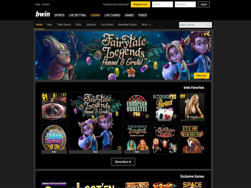 Casino preview image bwin Casino