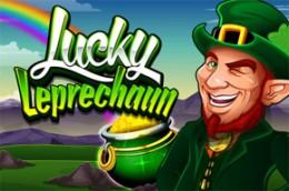 gambleengine lucky leprechaun