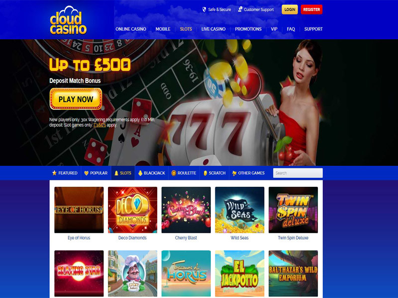 Casino preview image Cloud Casino