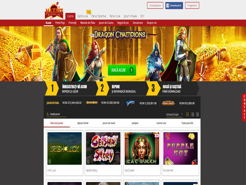 Casino preview image Maxbet Casino