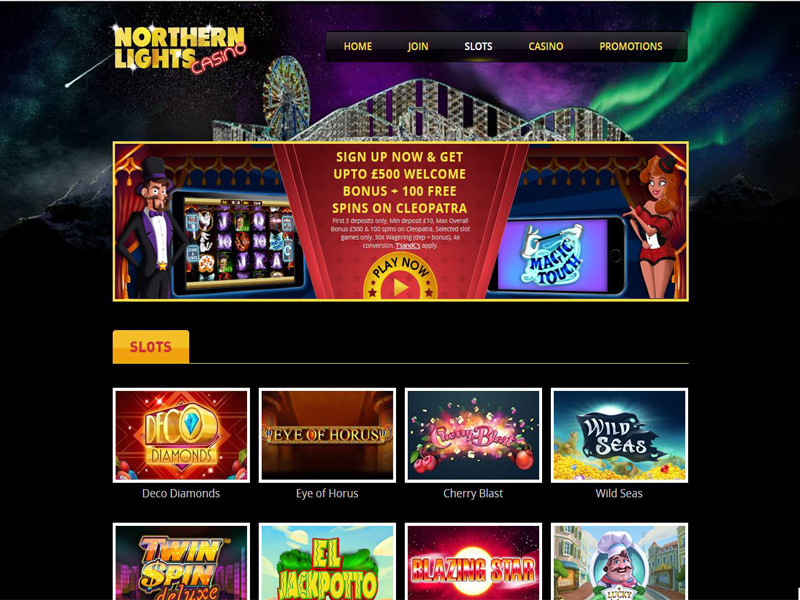 Casino preview image Northern Lights Casino